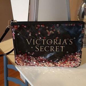Victoria's Secret Wristlet Never used.